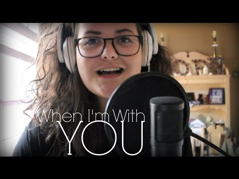 When I'm With You | Ben Rector | Cover