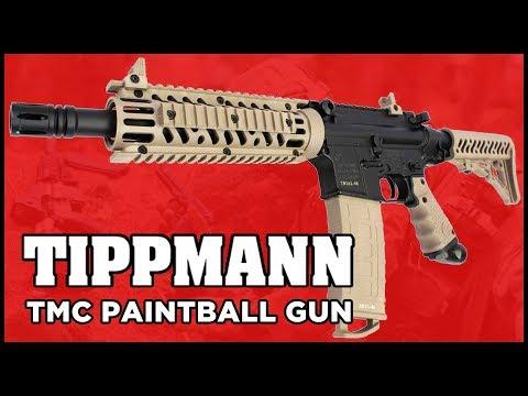 Tippmann TMC Paintball Gun - Review - Official Badlands Paintball