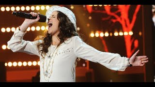 "Carly Rose Sonenclar ""Feeling Good"" - Live Week 8: Final - The X Factor USA 2012"