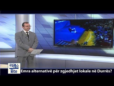 A1 Report - Emra alternative per zgjedhjet lokale ne Durres? ( 18 shkurt 2015)