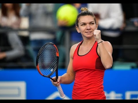 2018 Shenzhen Open Semifinals   Simona Halep vs Irina-Camelia Begu   WTA Highlights