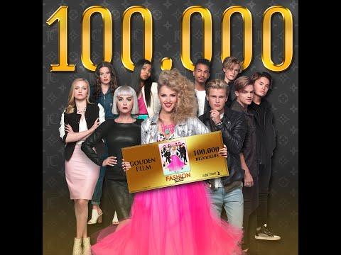 gouden film voor fashion chicks, 100.000 bezoekers! - youtube
