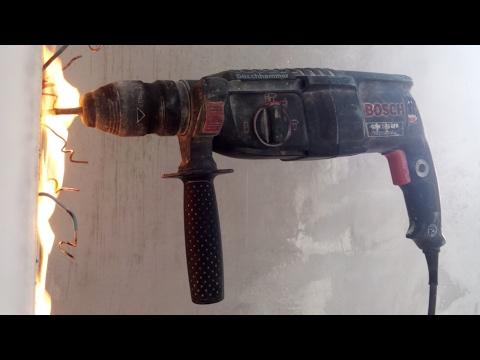Как просверлить стену не задев провода