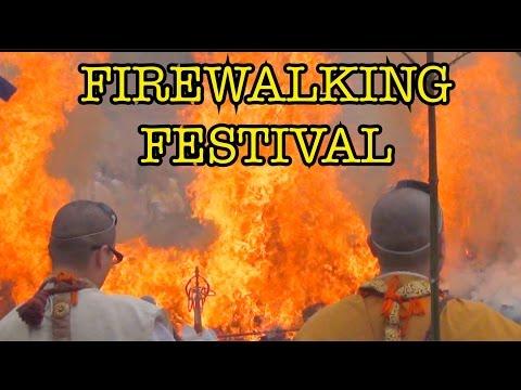Fire Walking Festival - Mount Takao Hiwatari Matsuri
