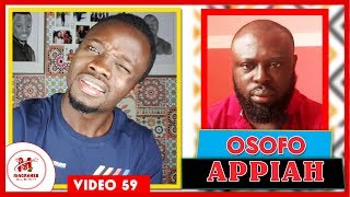 OSOFO APPIAH Explains his WAHALA on #Magraheb TV