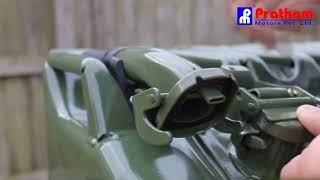 Importance of using Jerry Cans - Episode 30