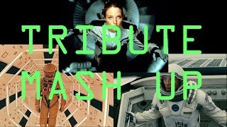 Pink Floyd Music VIdeo Tribute to Interstellar, 2001: A Space Odyssey, and Contact! MMV
