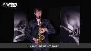 Selmer Soloist Alto Sax Mouthpieces
