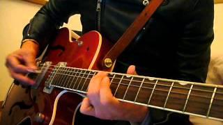 ストレイキャッツの「CRUISIN'」のギターバッキング・ソロのcopyです。 ...