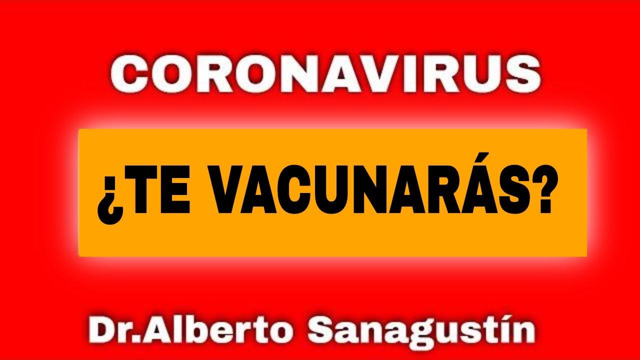 ¿Te pondrás la VACUNA del nuevo CORONAVIRUS cuando esté disponible?