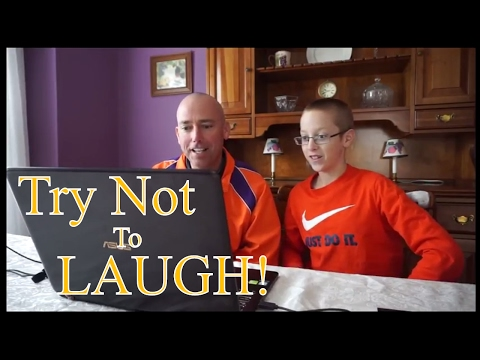 Try Not To Laugh!  David Lopez Edition