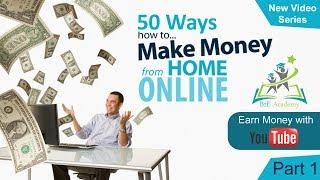 50 ways to make money online urdu ...