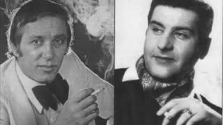 Duet Tozovca i Cuneta, 24.03.1970 godine.