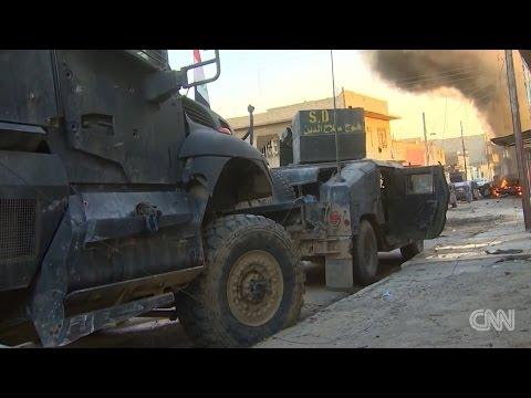 Иракский спецназ и