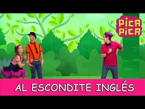 Pica-Pica - Al Escondite Ingl茅s (Videoclip Oficial)