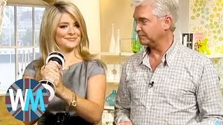 Top 10 Hilarious Holly and Phil Innuendoes