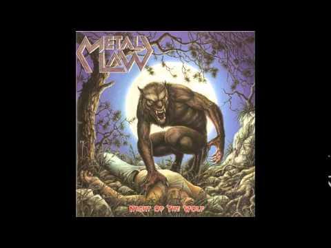Metal Law - Night Of The Wolf - 2007 (FULL ALBUM)