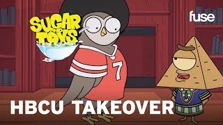 Sugar and Toys: One Eye And The Owl HBCU Take Over   Fuse
