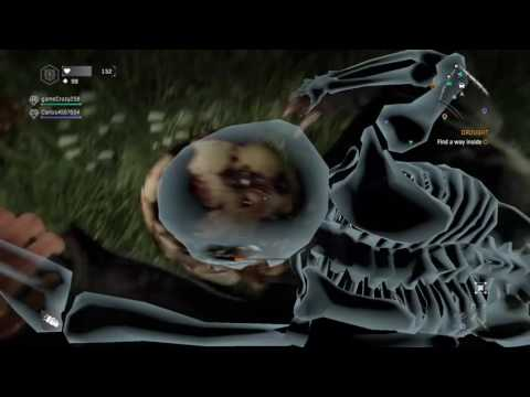 Dying Light lvl 13 worldest flying monkey keep fly baby we finished the nests ^__^