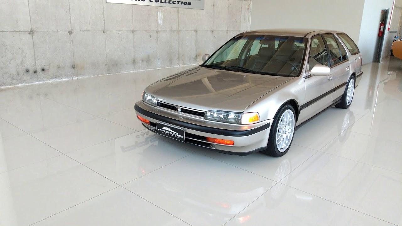 1993 Honda Accord Starter
