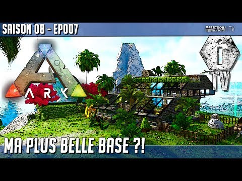 MA PLUS BELLE BASE ? - Ark MOD FR - ISO Crystal Isles - S8-07