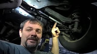 Saab 9-5 Adjustable Rear Suspension Install! ProjectRallyWagon.