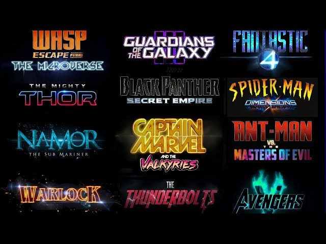 Marvel Phase 4 Movies & Future Of The MCU After Avengers Endgame