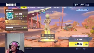 Decent Fortnite Player | Decent Fortnite Builder | Sick as a Dog gg