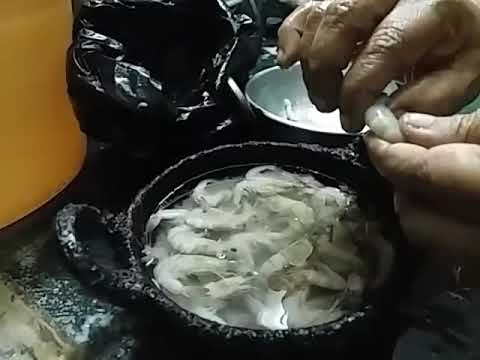 How to clean eral in tamil - HOW TO CLEAN PRAWN இறால் சுத்தம் செய்வது எப்படி !