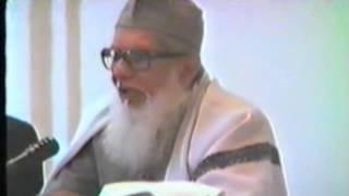 Maulana Sayyid Abul Hasan Ali Nadwi addressing in Lister (England) - Urdu screenshot 3