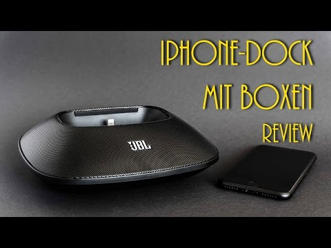 JBL Onbeat Micro | iPhone Dockingstation | Review