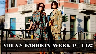 My First Milan Fashion Week | Laureen Uy