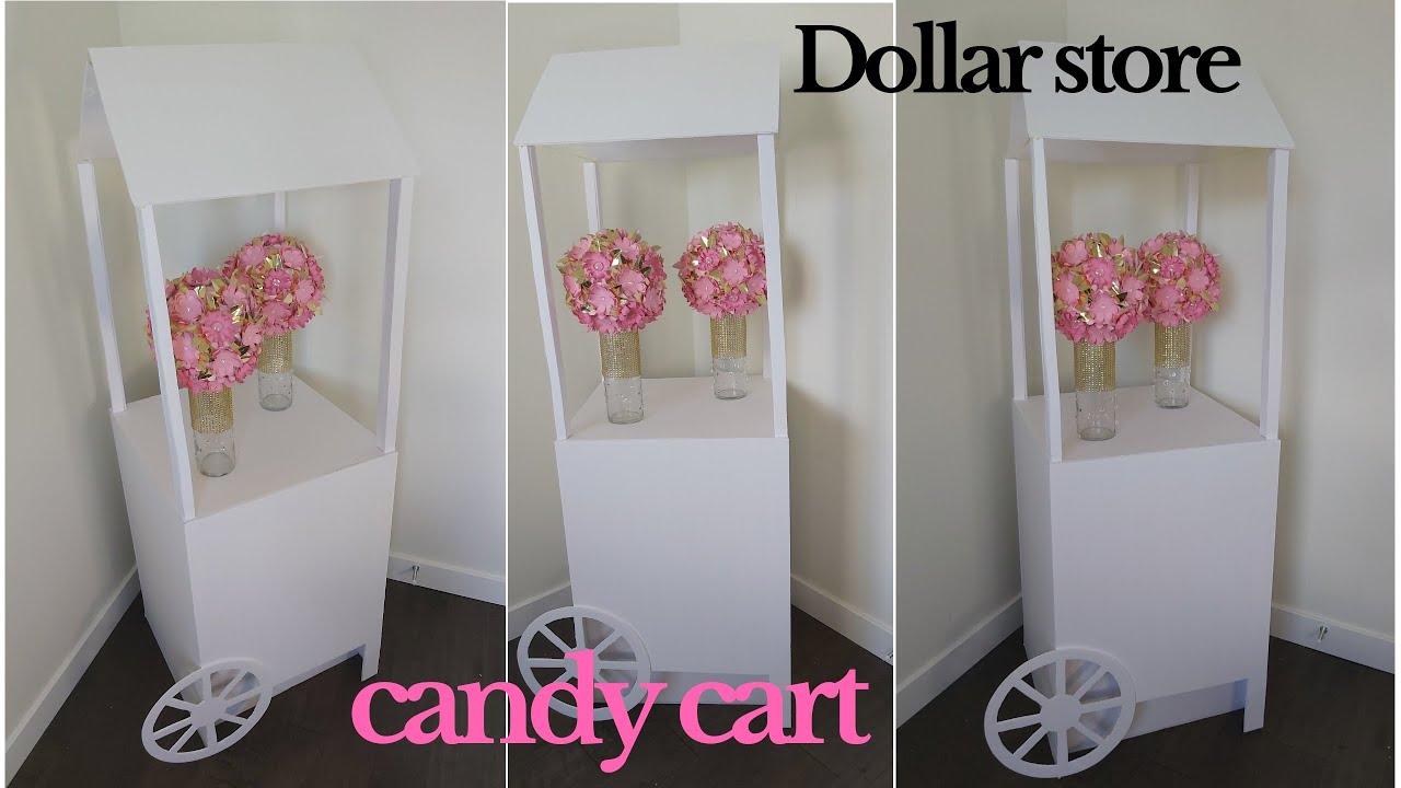 Sweet Cart Building Plans