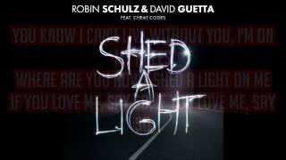 Robin Schulz & David Guetta feat. Cheat Codes -