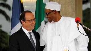 Fransa Boko Haram'a karşı bölge ülkelerini biraraya getirdi
