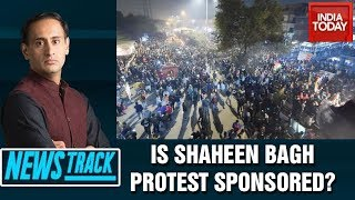 BJP Alleges Shaheen Bagh Protest Sponsored, Is This True? | Newstrack With Rahul Kanwal