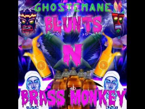 GHOSTEMANE - BLUNTS N BRASS MONKEY (FULL ALBUM) 2014.