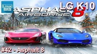 Gameplay Android - Asphalt 8 - LG K10