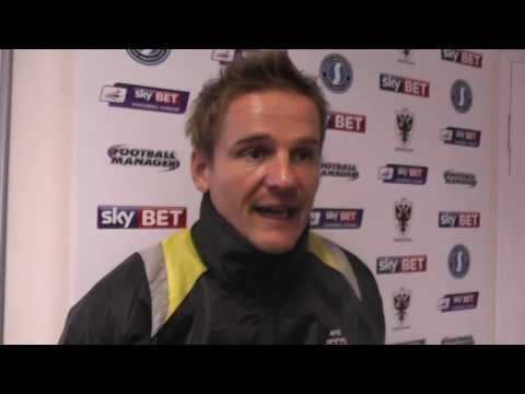 Neal Ardley on a year as Dons boss