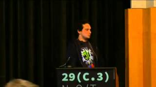 SMART-METER - Rollout in Germany - 29c3 Dec. 2012 -Chaos Computer (Club | Congress)