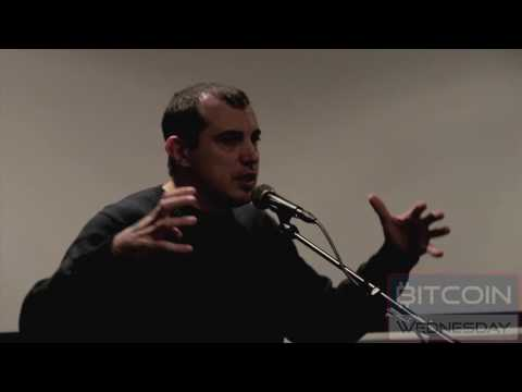 "Andreas M. Antonopoulos on ""Streaming Money"" - Keynote - Bitcoin Wednesday Conference 2016"