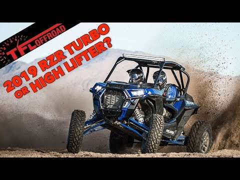 New 2019 Polaris RZR Rock Crawler and Mud Editions Revealed
