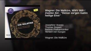 """Wagner: Die Walküre - Erster Tag des Bühnenfestspiels """"Der Ring des Nibelungen"""" / Zweiter..."""