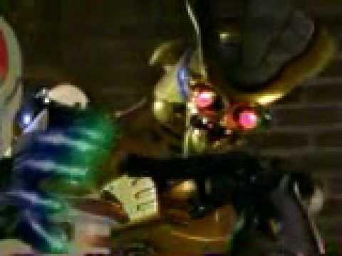 Fox Kids France - Power Rangers La Force Du Temps 2.ram