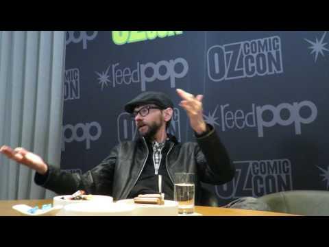 DJ Qualls talks The New Guy & Road Trip  Pt 2  Oz Comic Con Melbourne 2017