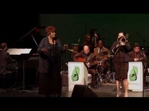 """Mica Bethea Big Band: """"Our Love Is Here To Stay"""" live @ UNF 2016"""