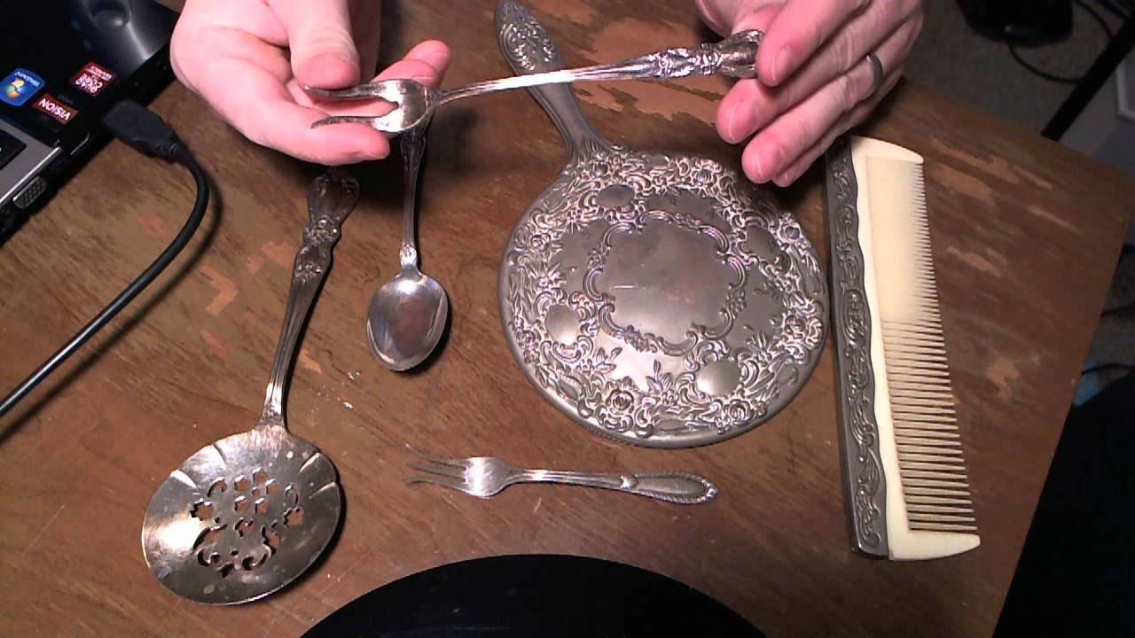 1593276d9 Fake Silver and Real Silver - YouTube