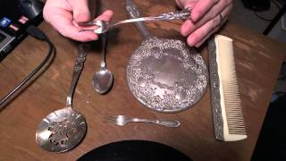 Repeat youtube video Fake Silver and Real Silver