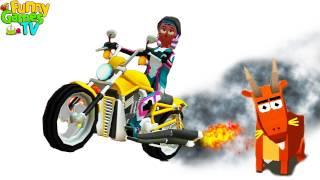 Faily Rider #2 Игра мультик про машинки и мотоциклы гонки по трассам мультфильм для детей мотоциклы(Бедолаге Филу не везет в игре как мультик про машинки - Faily Brakes... Теперь у него новые приключение на мотоцикл..., 2016-10-21T02:00:02.000Z)