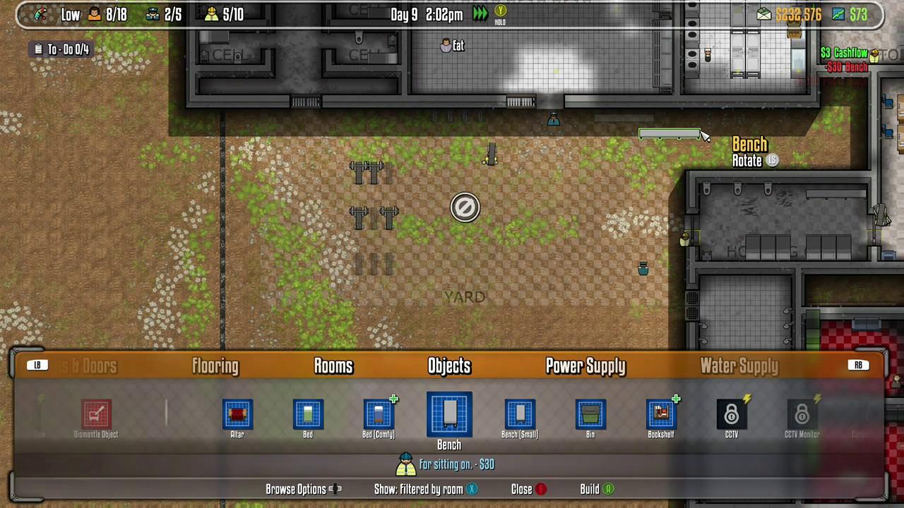 Prison Architect Xbox One Edition Part 2